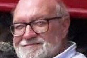 Gerald Corrigan, 74, originally from Preston, sustained life-threatening injuries after he was shot with a crossbow outside his home in Anglesey, Wales.