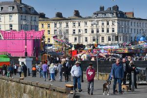 Traders enjoyed a busy Easter period in Bridlington