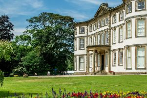 Sewerby Hall and Gardens.
