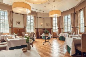 Afternoon Tea by Hudsons at the Grand from May 17