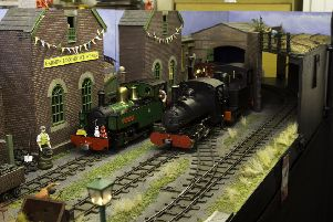 This year there will be 12 layouts on display at Emmanuel Church in Bridlington.