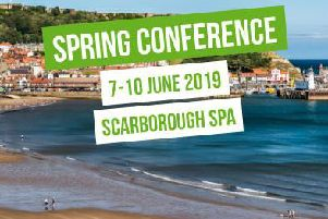 Scarborough Spa will host the annual party conference