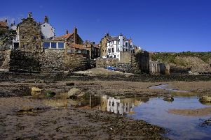 Robin Hood's Bay was the highest scoring resort in Yorkshire