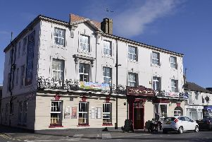 The New Crown Hotel in Bridlington.
