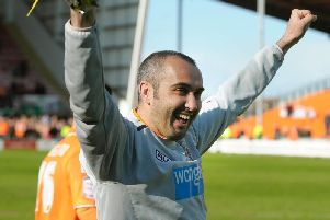 Gary Taylor-Fletcher will not rule out a future in management