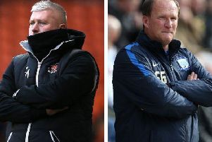 Could Simon Grayson be the man to replace Terry McPhillips?