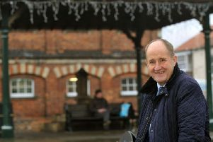 Thirsk and Malton MP Kevin Hollinrake