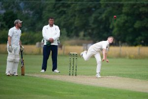 Heslerton v Brompton / Pictures by Andy Standing