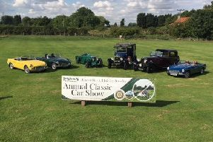 Members of the Weighton Wolds Rotary Club will host their sixth Annual Classic Car Show at Langlands Garden Centre, Shiptonthorpe.