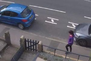 Lindsay was last seen on CCTV around 4.10pm on Monday, August 12 in the Burnley Road area close to the cemetery (pictured)