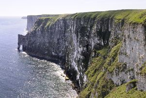 HM Coastguard has offered tips so people stay safe around the area's cliffs.