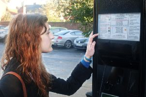 Free parking on weekends in the run up to Christmas will help boost trade and bring people into Bridlington.