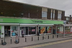 The Co-op on Ash Grove, South Elmsall which was targeted five times in a week by Moore was jailed today at Leeds Magistrates Court.