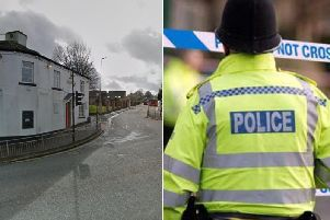 The attempted robbery of the school boy happened on Nursery Lane, Halifax,