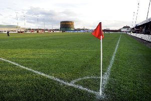 Bridlington Town is hoping to win �25,000 of building materials to improve community facilities at Queensgate.