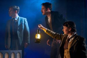 The Hound of the Baskervilles will be at Pocklington Arts Centre. Image courtesy of Topher Mcgrillis