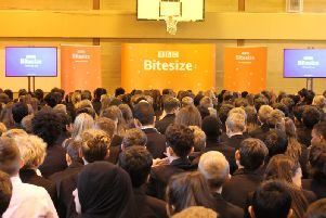 BBC Bitesize delivers careers advice to students.