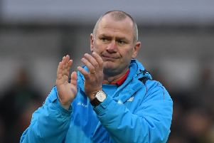 Woking boss Alan Dowson. Photo: Getty Images