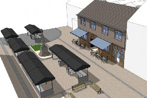 Poulton police station could be converted into an artisan food and drink hub if plans from Choice Hotels get approval