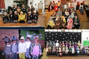 Christmas shows in Calderdale schools