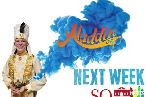 The Disney musical is at Square Chapel in Halifax next week