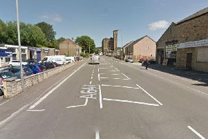 The showroom is located on Bradford Road, Brighouse. Picture: Google Street View.