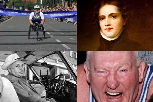 Did you know these 12 famous people lived in Calderdale?
