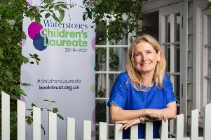 The winner will receive a personalised response from Cressida Cowell, the author-illustrator ofHow to Train Your Dragon and The Wizards of Once series.