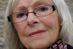 Rosemary Redway, author of A Candle for the Atlantic.