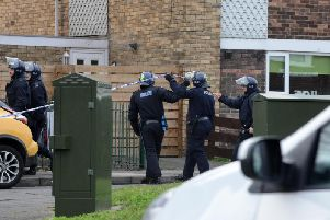 A man has been arrested following a 40-hour stand-off with police