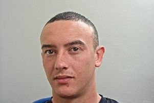 Kyle Jordan is wanted by police