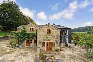 These are the ten most expensive properties, not including land for sale, currently for sale in Calderdale according to Rightmove.