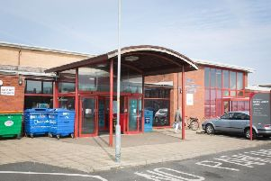 Whitby Leisure Centre has applied for a licence to serve alcohol.