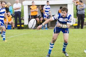 Sean McCormackwas Siddal's man of the match at Kells