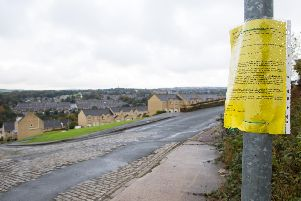 Latest Calderdale planning applications