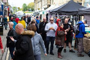 Spring Artisan Market in Brighouse