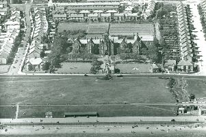 Prudhoe Convalescent Home Whitley Bay.