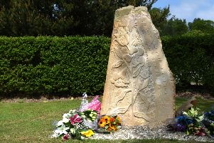 A memorial for Jane Tweddle has been unveiled at Stanley Park