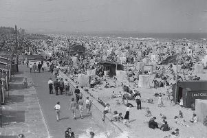Seaton was jam packed in its summer heyday.