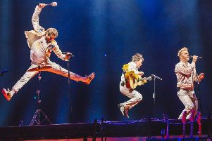 Here's where you can see Take That perform this weekend in Calderdale