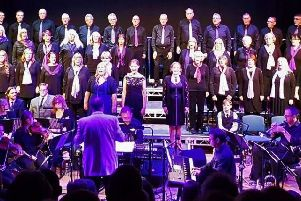 The society is in concert at Square Chapel Arts Centre in July