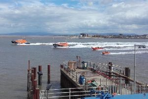 Fleetwood RNLI will celebrate the station's 160th anniversary at its open day this Saturday