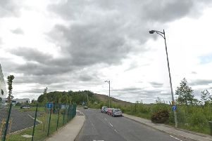 The warehouse will be on an industrial estate off Whistler Drive in Glass Houghton. Picture by Google