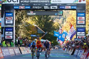Last year's host town for the UCI Road World Championships, Innbruck, made millions of Euros in the week it took place.