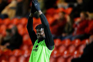 Gnanduillet came off the bench to score Blackpool's winner at Doncaster on Tuesday night