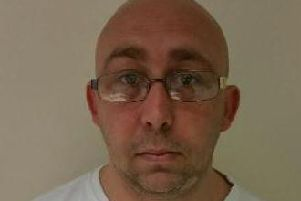 Ricky Stuart, 37, of Lee Street, Accrington, who was jailed in 2013 for attempted rape, is described as a 'high risk offender'