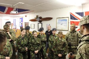 TheRoyal Air Force Air Cadets 352 Burnley Squadron