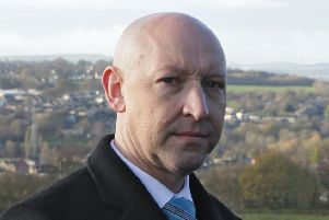 Coun Howard Blagbrough (Conservative, Brighouse)