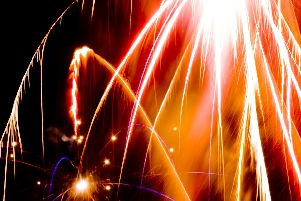 Towneley Park Bonfire takes place on Tuesday, November 5th