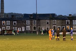 The lights go out at Nelson FC's Victoria Park